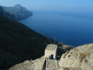 Discover Olympos Wind Mill